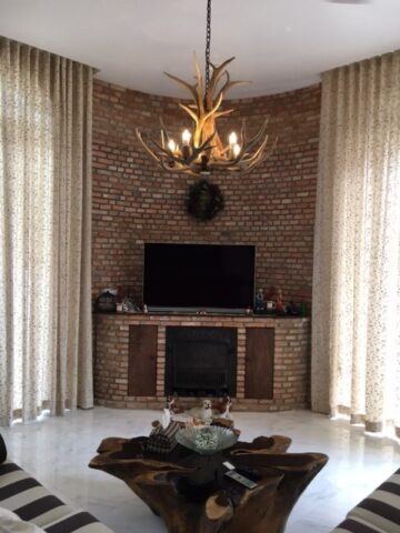Singapore living room