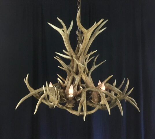 Riverview chandelier