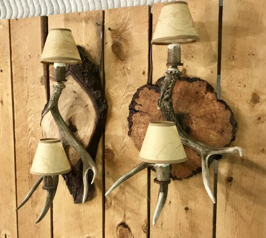 mad house rentals sconces