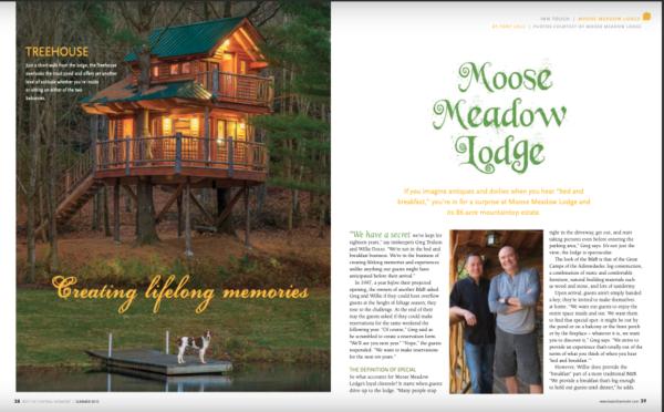 moose meadow lodge article