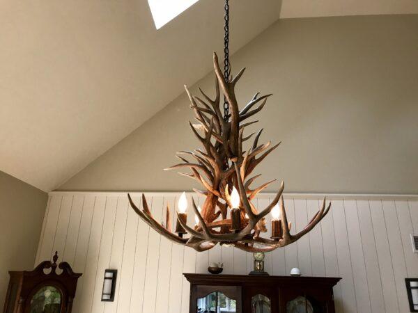 eye catching chandelier